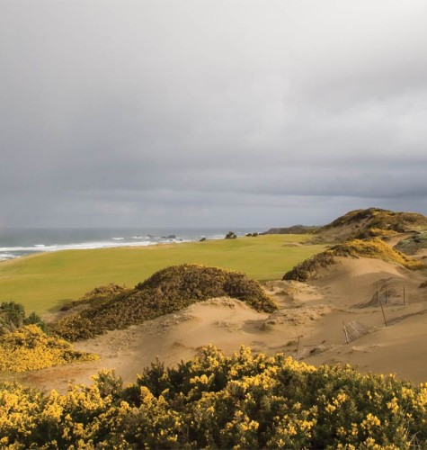 The 13th at Pacific Dunes